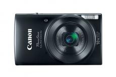 Cámara Digital Canon PowerShot ELPH 190 IS, 20MP, Zoom óptico 10x, Negro