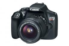 Cámara Réflex Canon EOS Rebel T6 con Sensor CMOS, 18MP, Negro + EF-S 18-55mm + EF 75-300mm ― ¡Compre y reciba $1100 pesos de saldo para su siguiente pedido!
