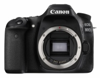 Cámara Réflex Canon EOS 80D, 24.2MP, Cuerpo + Lente 18 - 135mm