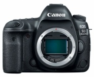 Cámara Reflex Canon EOS 5D Mark IV Body, 30.4MP, Negro
