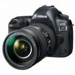 Cámara Réflex Canon EOS 5D Mark IV, 30.4MP, Cuerpo + Lente 24-105mm ― ¡Compre y reciba 10% del valor de este producto para su siguiente compra!
