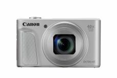 Cámara Digital Canon PowerShot SX730 HS, 20.3MP, Zoom óptico 40x, Plata
