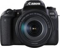 Cámara Reflex Canon EOS 77D, 24.2MP, Cuerpo + Lente 18-135mm ― ¡Compre y reciba 10% del valor de este producto para su siguiente compra!