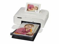 Impresora Fotográfica Canon SELPHY CP1300, 300 x 300DPI, Blanco