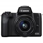 Cámara Réflex Canon EOS M50, 24.1MP, Cuerpo + Lente EF-M 15 - 45mm