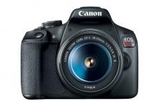 Cámara Réflex Canon EOS Rebel T7, 24.1MP, Cuerpo + Lente EF-S 18-55mm IS II