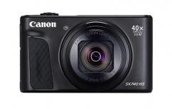 Cámara Digital Canon PowerShot SX740 HS, 20.3MP, 40x, Negro