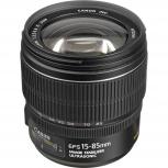 Canon EF-S 15-85mm f/3.5-5.6 ISU para Cámaras Canon