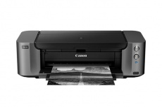 Impresora Fotográfica Canon PIXMA Pro-10, Inyección, 4800 x 2400 DPI, Inalámbrico, Negro