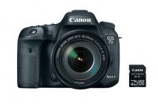 Cámara Reflex Canon EOS 7D Mark II, 20.2MP, Cuerpo + Lente EF-S 18-135mm ― ¡Compre y reciba 10% del valor de este producto para su siguiente compra!