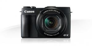 Cámara Digital Canon PowerShot G1 X Mark II, 13.1MP, Zoom óptico 5x, Negro