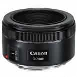 Canon Lente EF 50mm f/1.8 STM, SLR, para Canon EOS