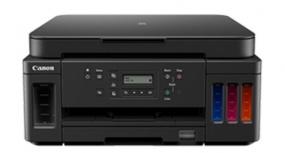 Multifuncional Canon PIXMA G6010, Color, Inyección, Inalámbrico, Print/Scan/Copy