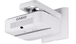 Proyector Interactivo Casio XJ-UT351W DLP, WXGA 1280 x 800, 3500 Lúmenes, Tiro Corto, con Bocinas, Blanco