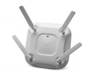 Access Point Cisco de Banda Dual Aironet 3702E, Inalámbrico, 1300 Mbit/s, 2x RJ-45, 2.4/5GHz - Las Antenas se Venden por Separado