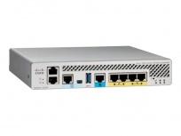 Cisco Controlador Inalámbrico 3504, 4x RJ-45, 802.1x