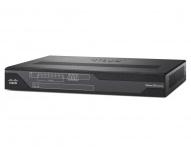 Router Cisco Ethernet Firewall C892FSP-K9, Alámbrico, 10/100/1000Mbit/s, 8x RJ-45