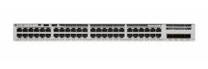 Switch Cisco Gigabit Ethernet Catalyst C9200L Network Advantage, 48 Puertos Data + 4x1G Uplink, 104 Gbit/s, 16.000 Entradas - No Administrable ― ¡Requiere licencia de DNA para su funcionamiento, consulte a su ejecutivo!