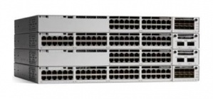 Switch Cisco Gigabit Ethernet Catalyst C9300-48T-E, 48 Puertos 10/100/1000, 256Gbit/s, 32.000 Entradas - Gestionado