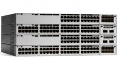 Switch Cisco Gigabit Ethernet Catalyst C9300-48U-E, 48 Puertos 10/100/1000Mbps, 580 Gbit/s, 32.000 Entradas - Gestionado