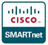 Cisco SMARTnet 8x5NBD, 3 Años, para SG350-52P-K9-NA