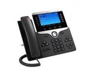 Cisco Teléfono IP con Pantalla 5