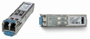 Cisco 1000BASE-SX SFP Módulo Transceptor para MMF GLC-SX-MM-RGD=, Alámbrico, 550m, 850nm, 1000 Mbit/s