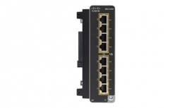 Switch Cisco Gigabit Ethernet IEM-3300-8P, 8 Puertos 10/100/1000, 8.000 Entradas - Gestionado