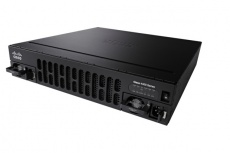 Router Cisco ISR 4321 Security Bundle con Firewall, Alámbrico, 4x RJ-45