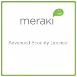Cisco Meraki Licencia de Seguridad Avanzada y Soporte, 1 Licencia, 3 Años, para MX600
