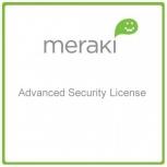 Cisco Meraki Licencia de Seguridad Avanzada y Soporte, 1 Licencia, 7 Años, para MX600