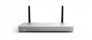 Router Cisco Meraki con Firewall MX65W, Inalámbrico, 250 Mbit/s, 12x RJ-45, 1x USB 2.0, 2 Antenas Externas de 3.5dBi