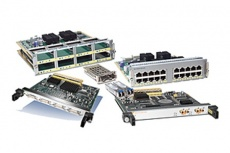 Cisco Modulo de Red NIM-4MFT-T1/E1=, para Cisco 4451-X