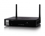 Router Cisco Gigabit Ethernet con Firewall RV130W, 1000 Mbit/s, 4x RJ-45, 2.4GHz, 2 Antenas de 2dBi