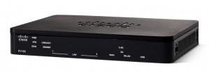 Router Cisco con Firewall RV160 VPN, Alámbrico, 4x RJ-45