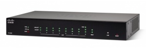Router Cisco RV260 VPN con Firewall, Alámbrico, 8x RJ-45