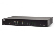 Router Cisco Firewall RV260P, Alámbrico, 8x RJ-45, 4x PoE