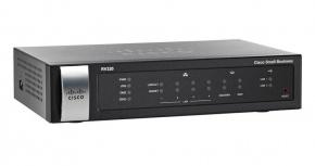 Router Cisco Gigabit Ethernet con Firewall RV320, Alámbrico, 4x RJ-45