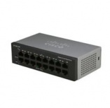 Switch Cisco Fast Ethernet SF110D-16, 16 Puertos 10/100Mbps, 3.2 Gbit/s - No Administrable