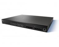 Switch Cisco Gigabit Ethernet SG550XG-8F8T-K9, 8 Puertos 10/100/1000Mbps + 8 Puertos SFP+, 320 Gbit/s, 64.000 Entradas - No Administrable