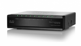 Switch Cisco Gigabit Ethernet SG200-08, 10/100/1000Mbps, 13.6Gbit/s, 8 Puertos, 8000 Entradas – Gestionado