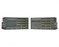 Switch Cisco Fast Ethernet Catalyst 2960 Plus, 24 Puertos 10/100Mbps - Gestionado
