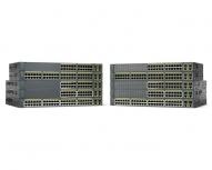 Switch Cisco Fast Ethernet Catalyst 2960-Plus, 48 Puertos 10/100Mbps - Gestionado