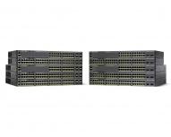 Switch Cisco Gigabit Ethernet Catalyst 2960-X, 48 Puertos 10/100/1000Mbps, 216 Gbit/s - Gestionado