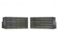 Switch Cisco Gigabit Ethernet Catalyst 2960-X, 48 Puertos 10/100/1000Mbps, 100 Gbit/s - Gestionado