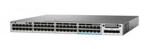 Switch Cisco Gigabit Ethernet Catalyst 3850 UPOE Base LAN, 48 Puertos 10/100/1000Mbps - Gestionado