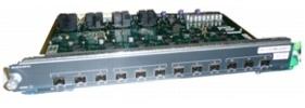 Cisco Gigabit Ethernet Módulo Conmutador de Red WS-X4712-SFP+E, 12x RJ-45