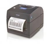 Citizen Cl-S321, Impresora de Etiquetas, Térmica Directa, 203 x 203 DPI, USB 2.0, RS-232, Negro