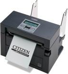 Citizen CL-S400DT, Impresora de Etiquetas, Térmica Directa, 203DPI, Ethernet/USB 2.0/Serial, Negro