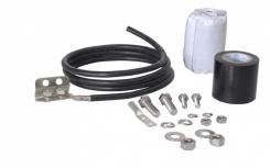 Commscope Kit de Aterrizaje Estándar para Cable Coaxial de 1/4